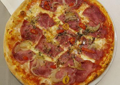 Pizza Gondola